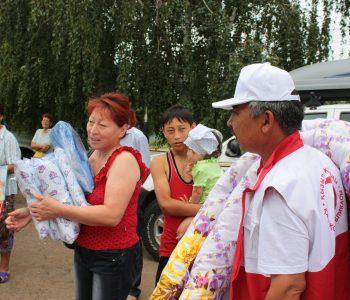 Flood-Western Kazakhstan province-July2011-KazRCS-2