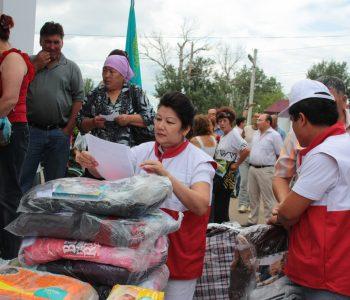 Flood-Western Kazakhstan province-July2011-KazRCS-3