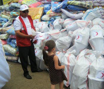 Flood-Western Kazakhstan province-July2011-KazRCS